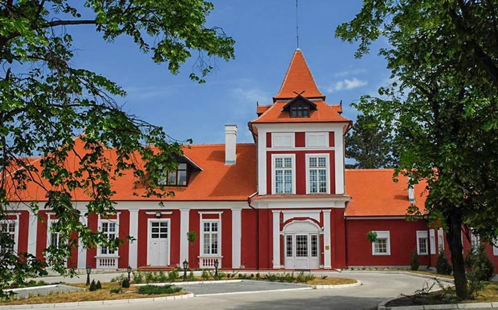 Turisticke destinacije i ponuda grada Zrenjanin hotel Kastel Ecka