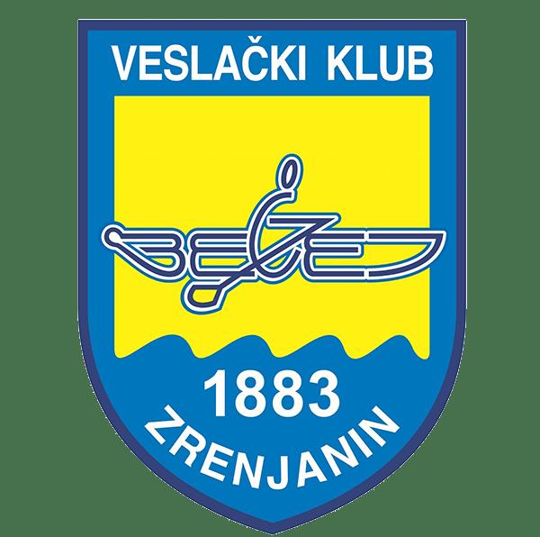 veslacki klub begej 1883 zrenjanin grb