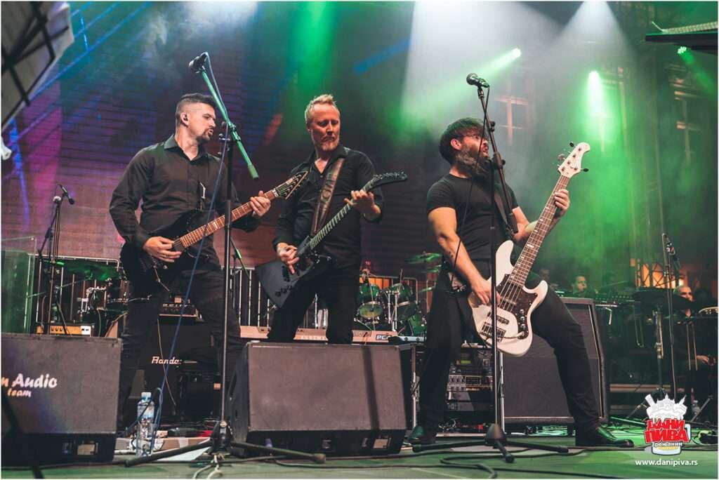 metallica tribute band 116