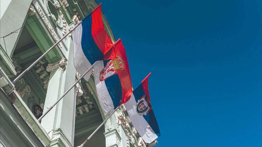 izbori na kosovu i metohiji zastave