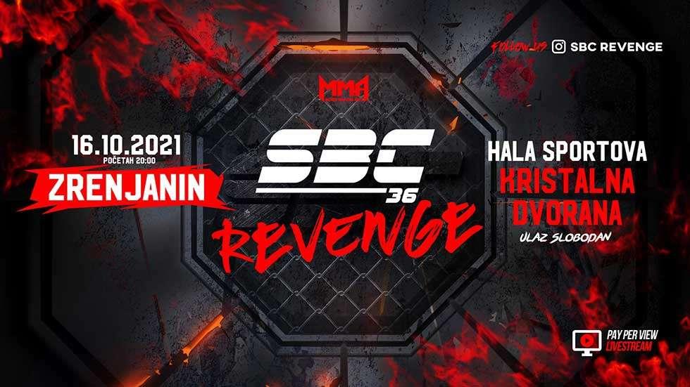 sbc 36 revenge zrenjanin